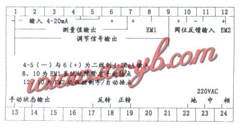 十,仪表接线图